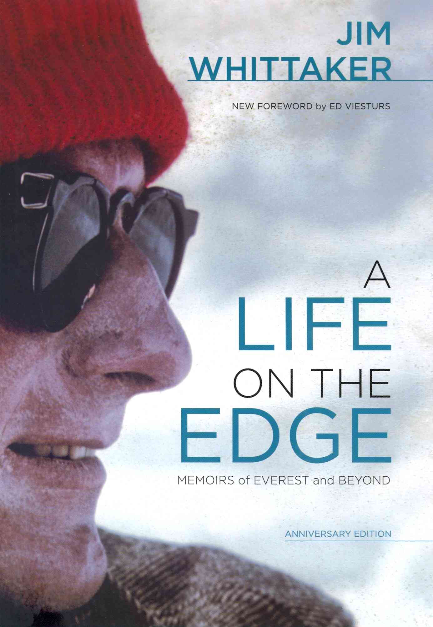 A Life on the Edge By Whittaker, Jim